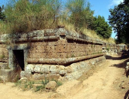 Domenica 27092020 | Camminando tra gli Etruschi