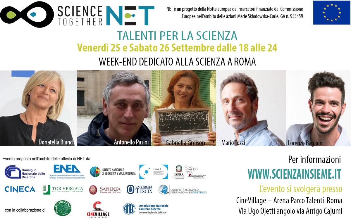 talenti per la scienza