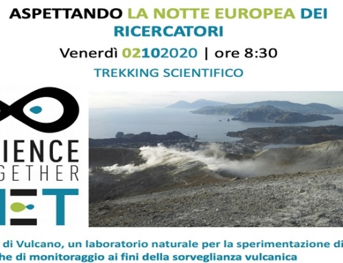 02.10.2020 | Trekking scientifico all'Isola di Vulcano