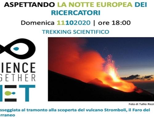 11.10.2020 | Alla scoperta del vulcano Stromboli – Trekking scientifico