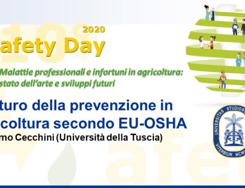 Il futuro della prevenzione in agricoltura secondo EU-OSHA