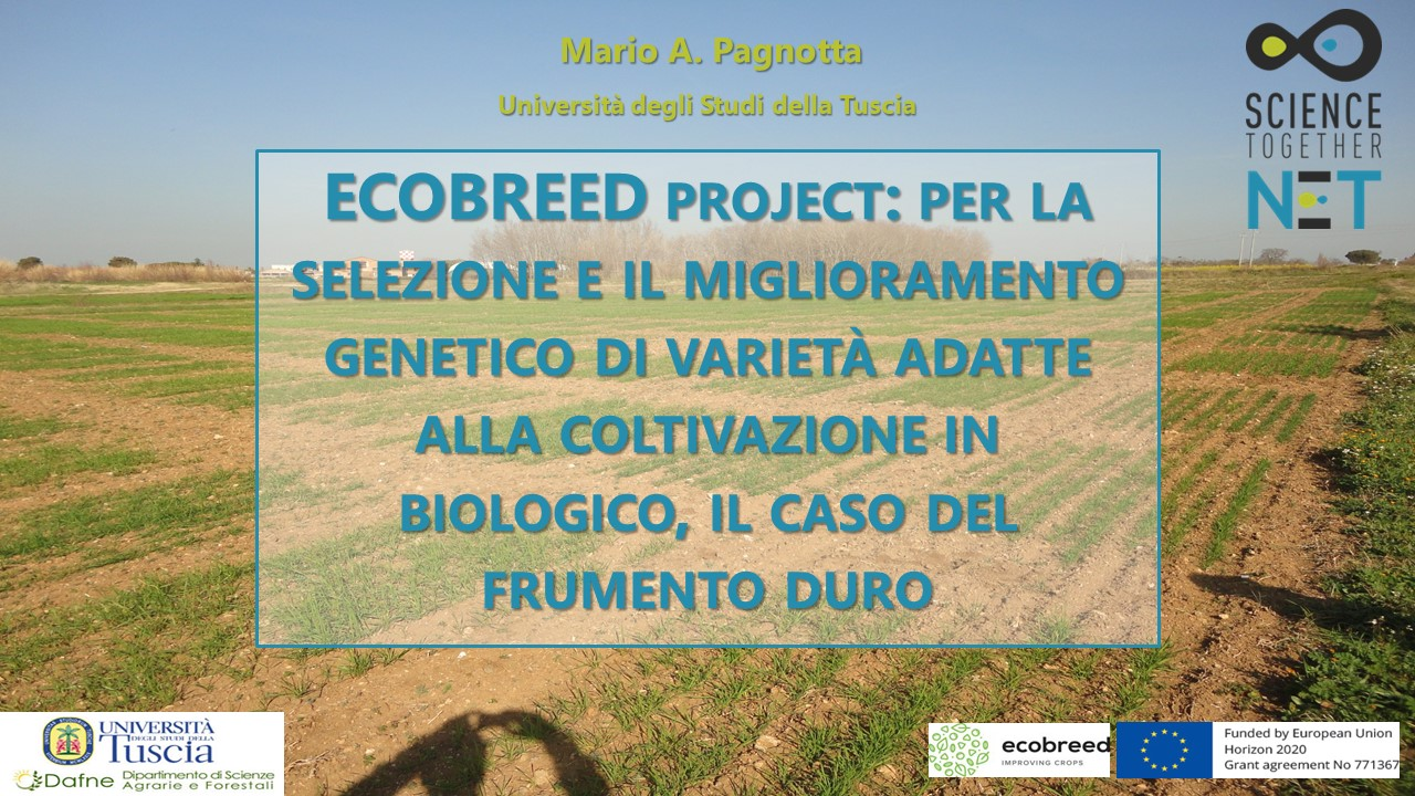 ECOBREED project