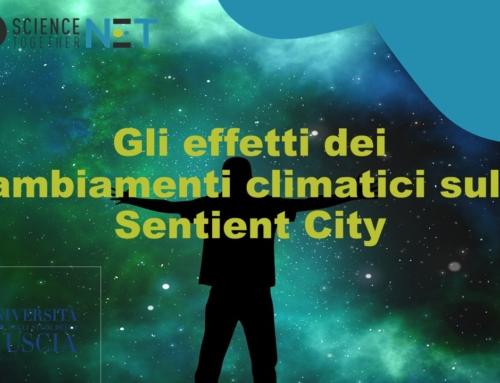 Gli effetti dei cambiamenti climatici sulla Sentient City