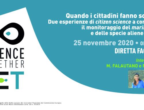 25.11.2020 | Quando i cittadini fanno scienza