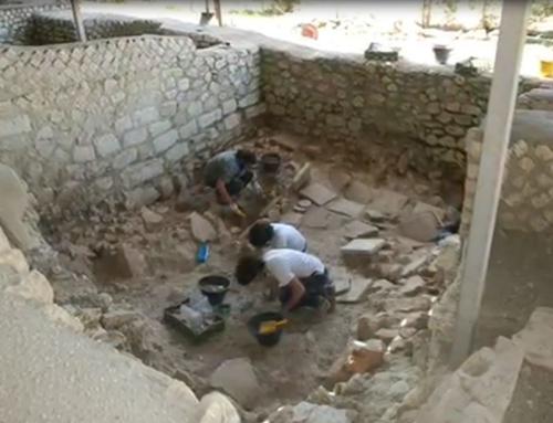 La villa romana di Cottanello