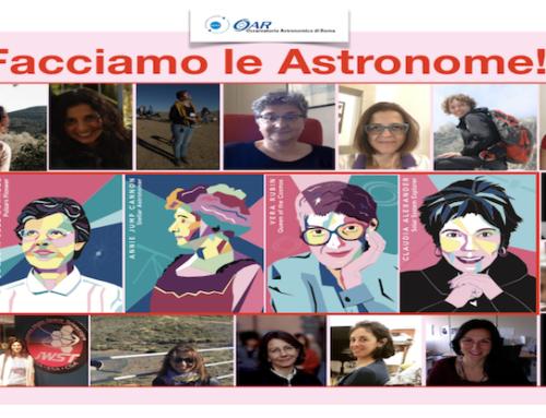 27.11.2020 ore 16:00 – Facciamo le astronome!